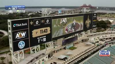 Saints vs Packers: Big Boom for businesses in Jacksonville