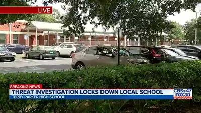 'Reported threat' behind lockdown of Terry Parker High School