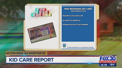 """Kid Care Report: Childcare director says violation at center was a """"misunderstanding"""""""