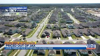 Priced out of Jax: Realtors say affordable housing bill doesn't address needs