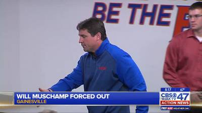 Search begins for new Gators coach