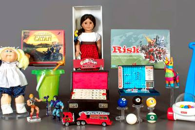 Toy Hall of Fame: Cabbage Patch Kids, sand, Masters of the Universe among potential inductees
