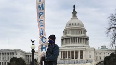 Trump impeachment: Can Congress impeach the president in a week?