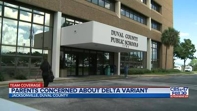 'It's still pretty scary out here' Parents, community members calling for return of Duval Homeroom