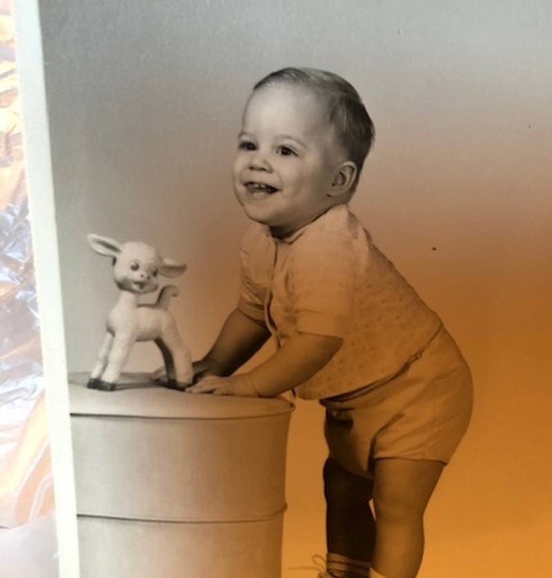 How cute is Action News Jax's Chief Meteorologist Mike Buresh? This was him going back to nursery school!