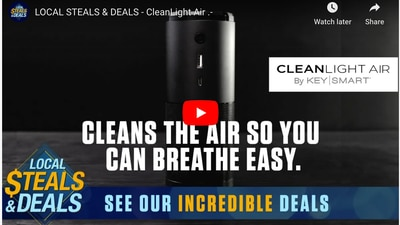 Local Steals and Deals with CleanLight, Echo 8 and 4iD