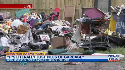 """INVESTIGATES: """"It's literally just piles of garbage"""""""