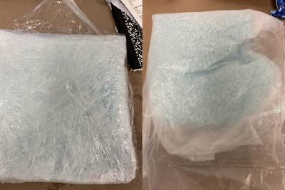 Man arrested after returning to Seattle hotel to retrieve bag containing 15,000 fentanyl pills