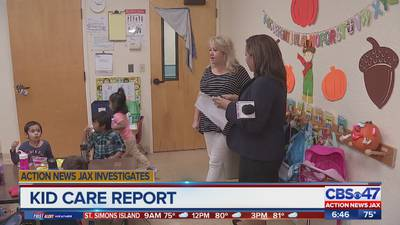 Kid Care Report: Two Jacksonville child care centers have repeat clean inspections