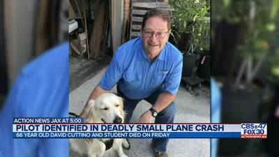 Local flight instructor killed in plane crash was a Navy veteran; employer defends safety record