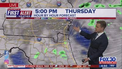 First Alert Weather: Tracking warmer temperatures Thursday