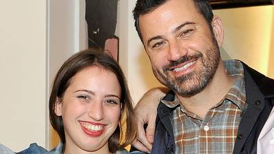 Jimmy Kimmel's daughter, Katie Kimmel, marries Will Logsdon