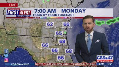 First Alert Weather: Tracking near record high temperatures