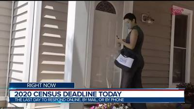 Last chance to fill out the 2020 US Census