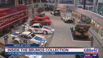 Florida's newest auto museum opens in Jacksonville