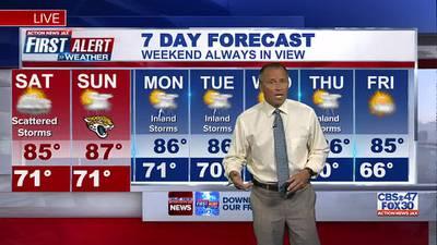 First Alert 7 Day Forecast: September 17, 2021