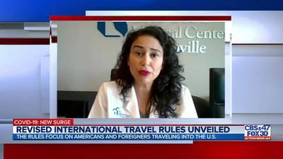 Dr. Aquino: Revised international travel rules unveiled