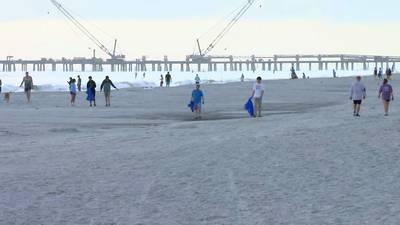 Cleaning up Jacksonville's coastline