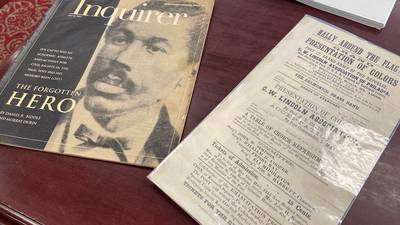 PHOTOS: The life and legacy of Octavius V. Catto – The forgotten hero