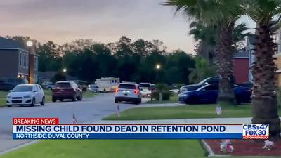 HEARTBREAKING UPDATE: Non-verbal 4-year-old with autism found dead in retention pond after missing for hours
