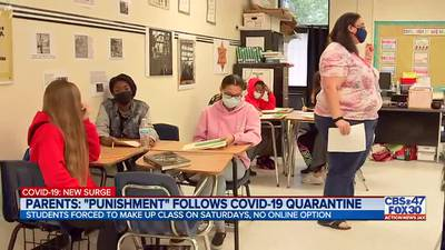 COVID-19: Camden County parents frustrated over missed instruction during quarantines