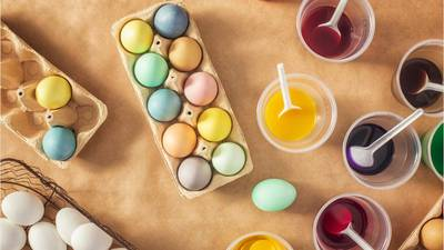 Easter 2021: How to make perfect hard-boiled eggs for Easter egg dyeing