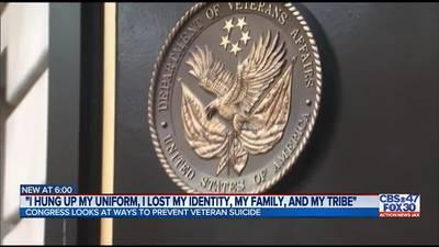 """I hung up my uniform, I lost my identity, my family, and my tribe"""