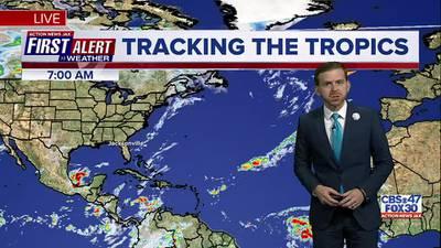 Tracking the Tropics: Sunday, October 17