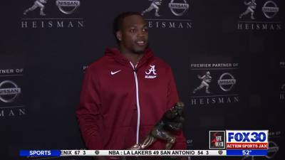 Former Yulee High star RB Derrick Henry looks to add Heisman Trophy to list of awards