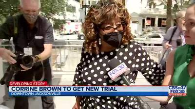 Former US Congresswoman Corrine Brown will be retried in federal court in fraud case, judge rules