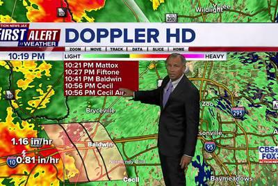 First Alert Forecast: Thu., Sept. 16th - Late Evening
