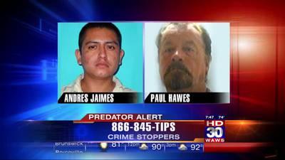 Predator Alert: Andres Jaimes & Paul Hawes