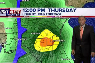 First Alert Forecast: Mon., Oct. 25th - Late Evening