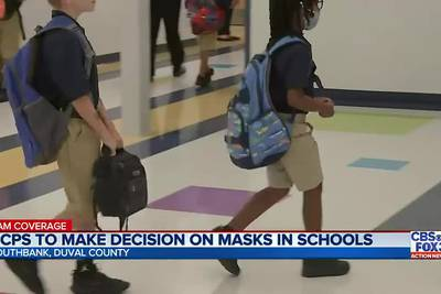 DCPS to make decision on masks in schools