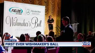 Wishmaker's Ball in Jacksonville raises $400K for Make-A-Wish of Central and Northern Florida