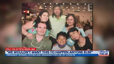 """""""We wouldn't want this to happen anyone else"""": Family loses 3 family members to COVID-19 in one month"""