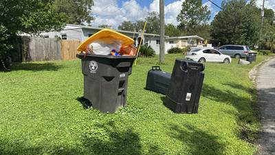 INVESTIGATES: Over 14,000 trash pickup complaints filed with the City of Jacksonville since Aug.