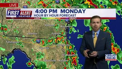 First Alert Forecast: Monday, September 20