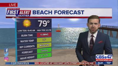 First Alert Weather: Tracking a warming trend