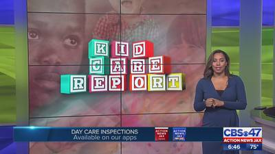 Kid Care Report: Jacksonville day care tagged for violations by DCF inspector