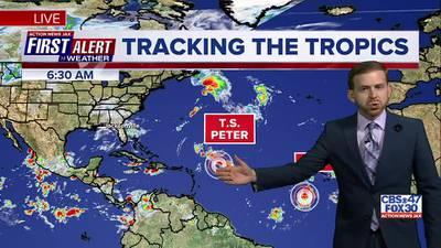 Tracking the Tropics: Sunday, September 19