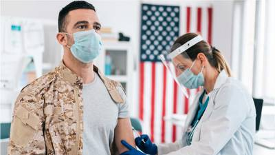 All U.S. military troops required to get COVID vaccine