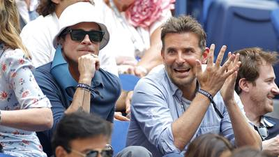 Photos: Celebrity sightings at the US Open 2021