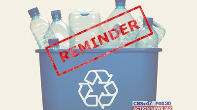 Recycling pickup to be suspended starting Monday