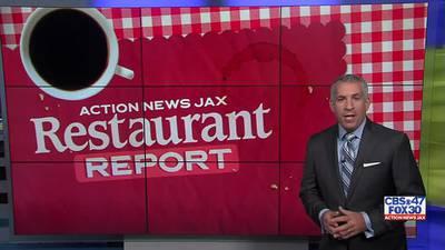 Restaurant report 5-14