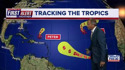Tracking the Tropics: September 22, 2021