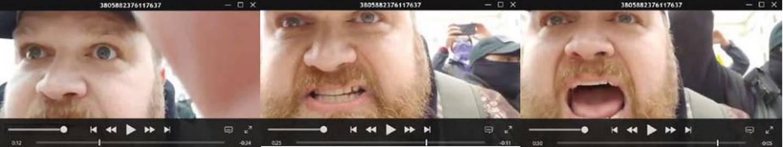 Bradley Weeks screenshots from FBI