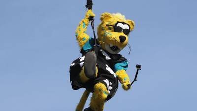 Jacksonville Jaguars mascot Jaxson De Ville nominated for Mascot Hall of Fame