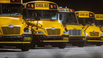 Is your student's bus delayed? Duval County Schools created a web page so you can check