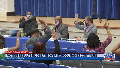 Robert E. Lee among six schools recommended for renaming by voters, DCPS says